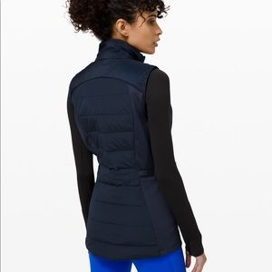 VEUC Lululemon Down for it all Vest